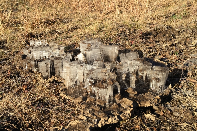 GHSP - ice columns